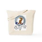 Wedderburn Clan Badge Tote Bag