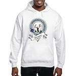 Watson Clan Badge Hooded Sweatshirt