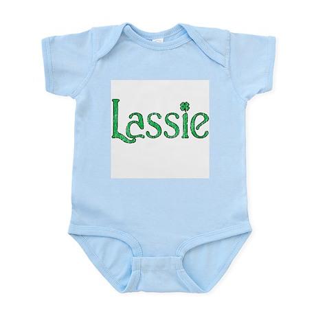 Lassie, Infant Creeper