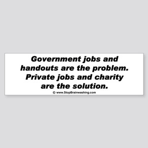Government - Is there anything at all efficient?