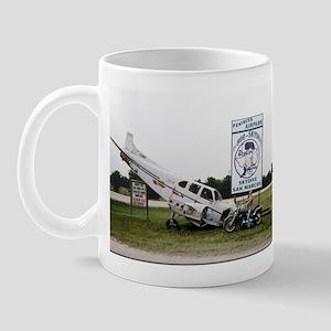 Sky Dive Texas Mug