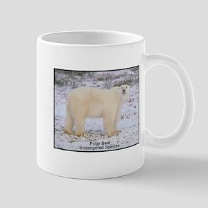 Polar Bear Photo Mug