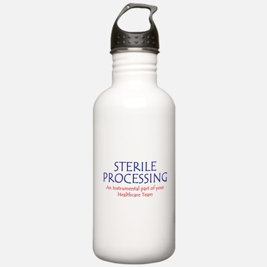 SPD Healthcare Team Water Bottle