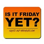 Friday Mousepad
