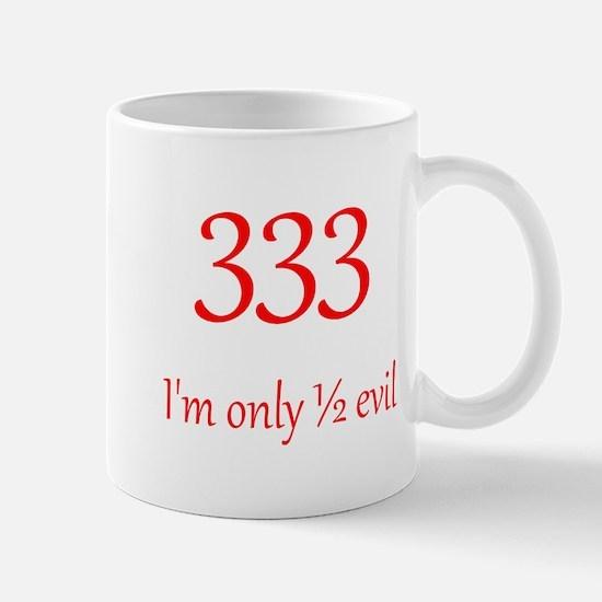 333: Half Evil Mug