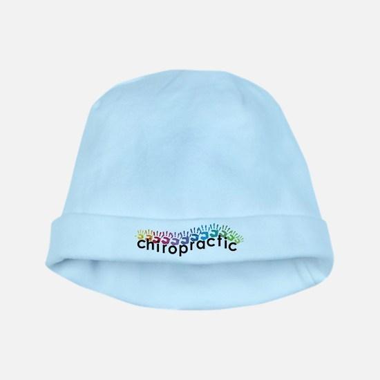 Chiropractic Hands baby hat