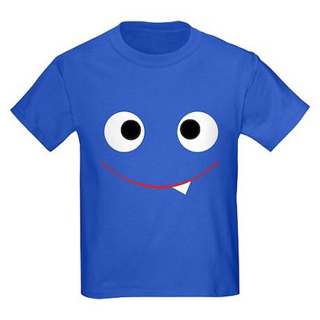 Tummy Monster Kids Dark T-Shirt