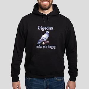 Pigeon Hoodie (dark)