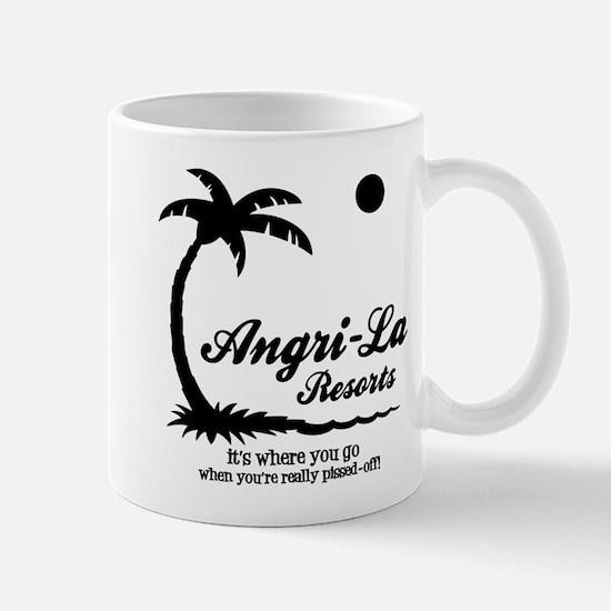 Angri-La Mug