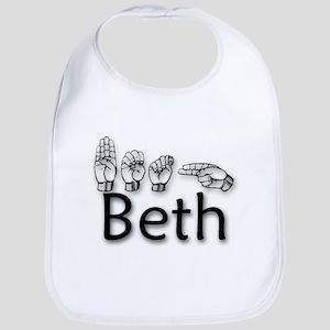 Beth-blk Bib