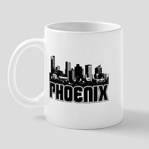 Phoenix Skyline Mug