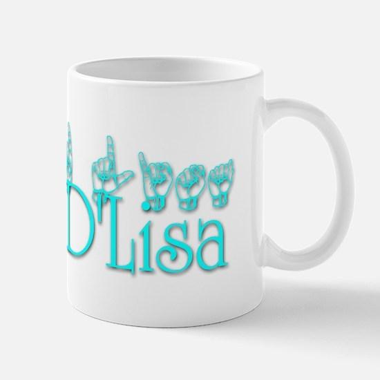 D'Lisa Mug
