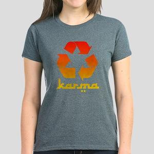 Recycle KARMA Women's Dark T-Shirt