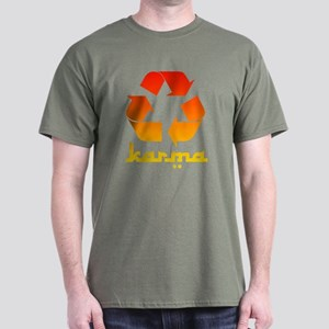 Recycle KARMA Dark T-Shirt