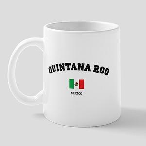 Quintana Roo Block Mug