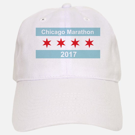 2017 Chicago Marathon Baseball Baseball Cap