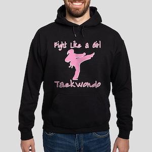Taekwondo Hoodie (dark)