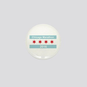 2016 Chicago Marathon Mini Button