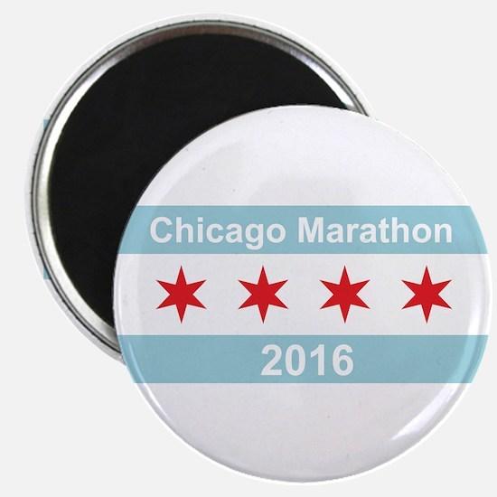 2016 Chicago Marathon Magnet