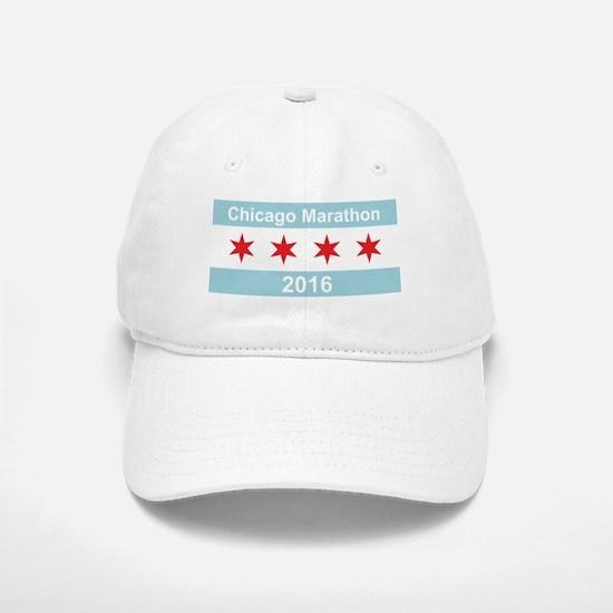 2016 Chicago Marathon Baseball Baseball Cap