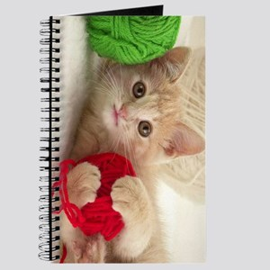 YARN KITTY Journal
