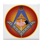 Masonic UGLE Tile Coaster
