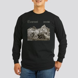 Everest-8850 Long Sleeve Dark T-Shirt