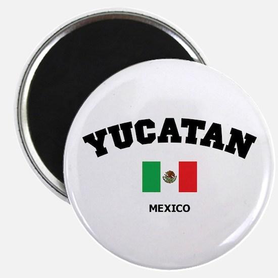Yucatan Magnet