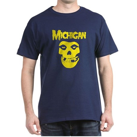 Michigan Rocks - Dark T-Shirt