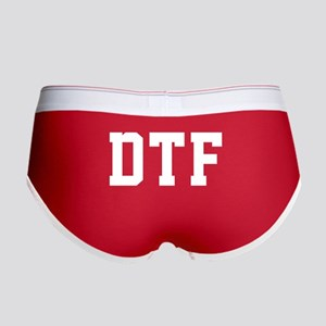 DTF Women's Boy Brief