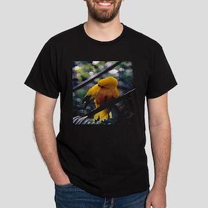 Golden Conure Dark T-Shirt