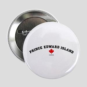 """Prince Edward Island 2.25"""" Button"""