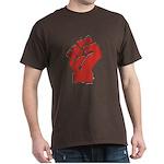 Raised Fist Dark T-Shirt