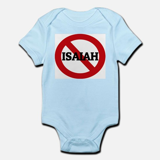 Anti-Isaiah Infant Creeper