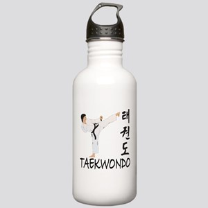 Taekwondo Stainless Water Bottle 1.0L