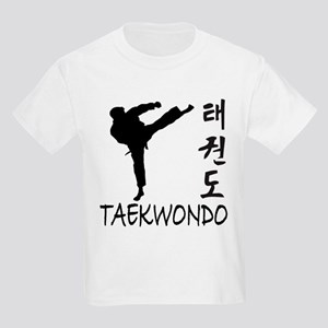 Taekwondo Kids Light T-Shirt