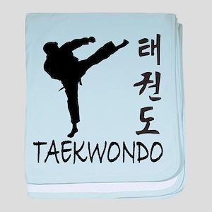 Taekwondo Infant Blanket