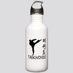 Taekwondo Stainless Water Bottle 1.0L