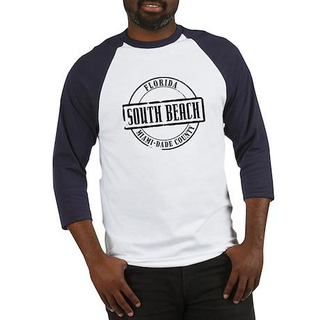 South Beach Title Baseball Jersey