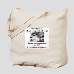 Extend your Compassion Tote Bag
