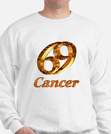 Cancer Zodiac Gifts Sweatshirt