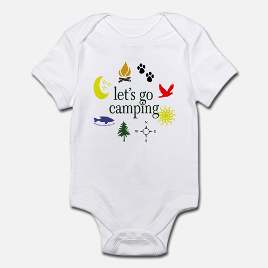 Let's go camping! Infant Creeper