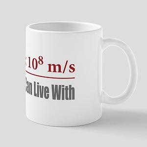 Speed of Light Mug