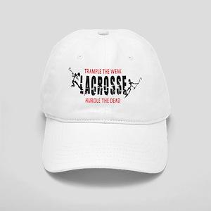 Trample The Weak Lacrosse Cap