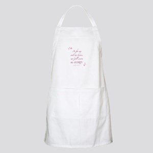 Me and My House BBQ Apron