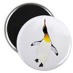 Dancing King Penguin Magnets