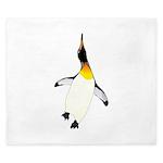 Dancing King Penguin King Duvet