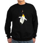 Dancing King Penguin Sweatshirt