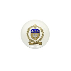 LAGASSE Family Crest Mini Button (100 pack)