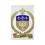 LEGACY Family Crest Rectangle Magnet (100 pack)